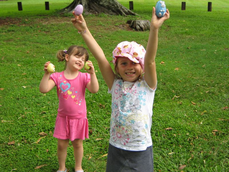 The Great Easter Egg Hunt 088
