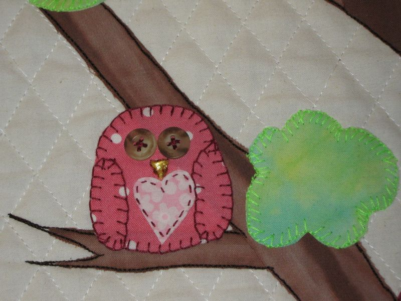 Owl and denim 027
